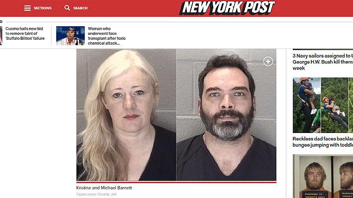 Acusan a pareja de Indiana de abandonar a niña con enanismo a la que adoptaron: ellos dicen que es adulta y fueron engañados