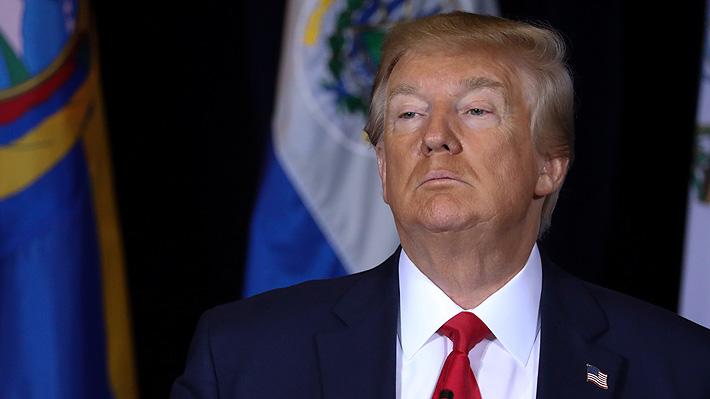 """Trump afirma que no ejerció """"la más mínima presión"""" sobre el Presidente de Ucrania"""