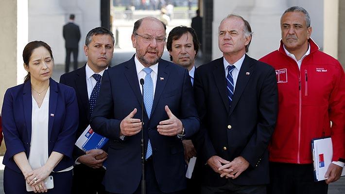Gobierno convocará a ex Presidentes para sumarse a mesa de unidad nacional por la sequía