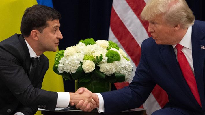 Reporte de funcionario sobre llamada de Trump denuncia que éste buscaba interferencia extranjera en los comicios