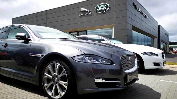 Jaguar Land Rover cerrará por una semana sus plantas del Reino Unido por el Brexit