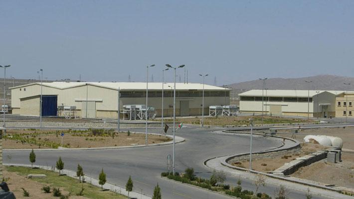 Irán viola nuevamente el acuerdo nuclear con acumulación de uranio en instalaciones de I+D