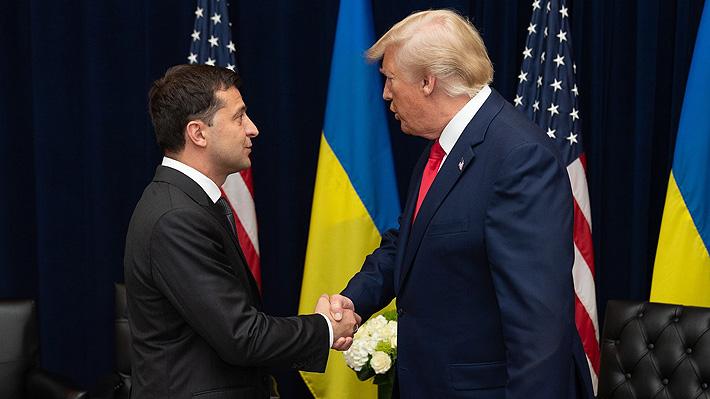 """Aseguran que denunciante de la """"trama ucraniana"""" es un funcionario de la CIA"""