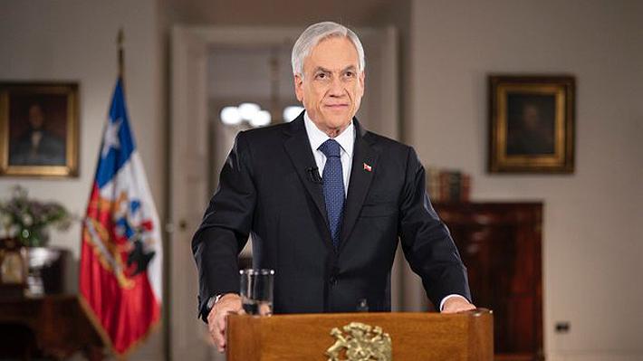 Seguridad, salud y niñez: Piñera presenta los énfasis del Presupuesto 2020 que crece sólo 3%