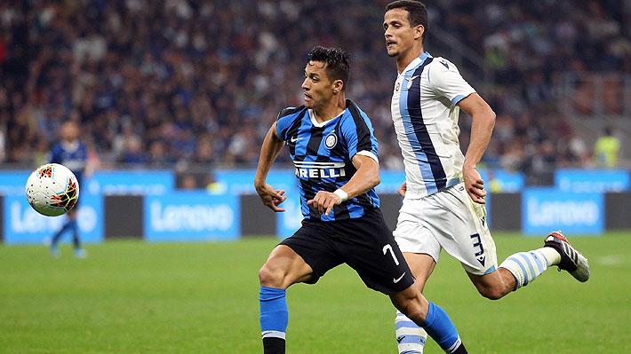 Prestigioso medio asegura que Alexis sería por primera vez titular en el Inter este sábado ante Sampdoria