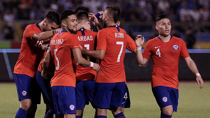 """La """"Roja"""" confirma amistoso con Guinea para el mismo día que se disputarán duelos del Torneo Nacional"""