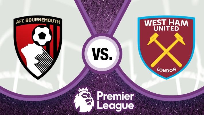 Revive la igualdad del West Ham ante Bournemouth por la Premier League