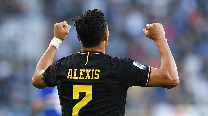 """""""Una simulación que cuesta la Juventus"""" y hasta la roja vivía una tarde """"fabulosa"""": Prensa italiana combinó loas y críticas para Alexis"""