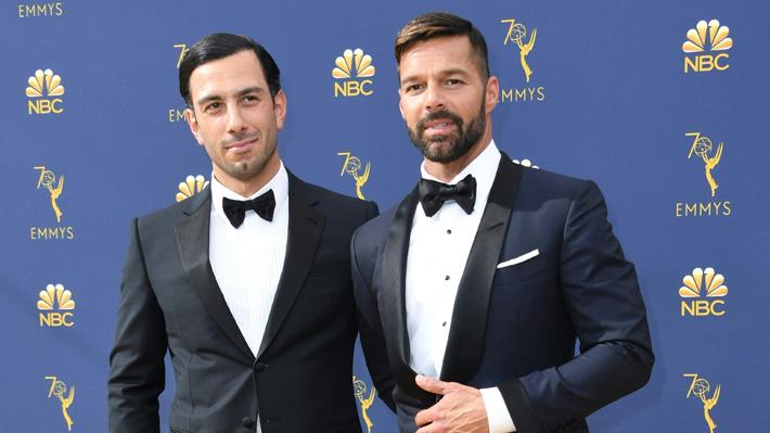 Ricky Martin anuncia que espera a su cuarto hijo junto a su esposo Jwan Yosef