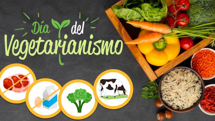 Día del Vegetarianismo: ¿Cuál es la percepción de los chilenos frente a este régimen alimenticio?