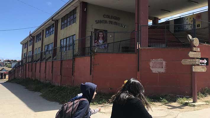 Alumnos de un colegio en Quintero presentan síntomas de intoxicación