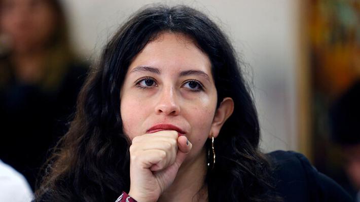 Cámara saca a diputada Yeomans (CS) de investigación de acoso sexual en contra de Velásquez