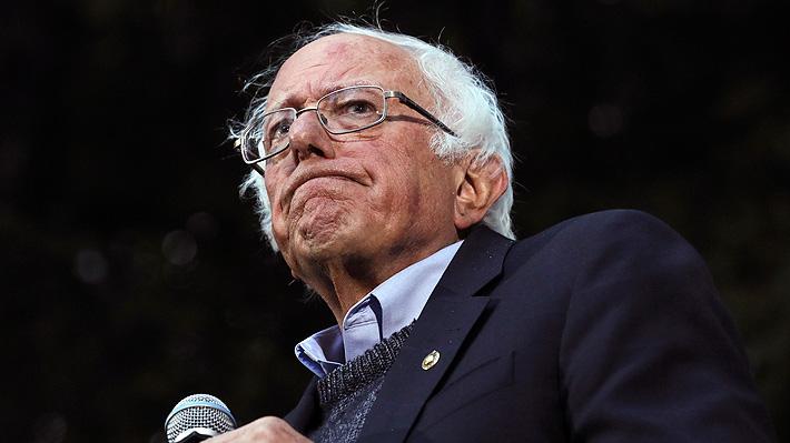Precandidato presidencial Bernie Sanders es hospitalizado en EE.UU. por obstrucción arterial