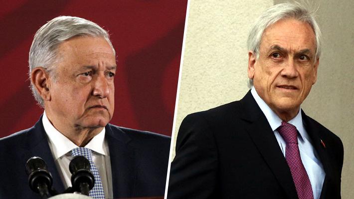 ¿En qué pie están las relaciones de Chile y México? Cancillería explica por qué Piñera y AMLO no se reunieron en septiembre