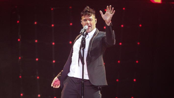 Confirman a Ricky Martin como uno de los grandes shows para el Festival de Viña 2020