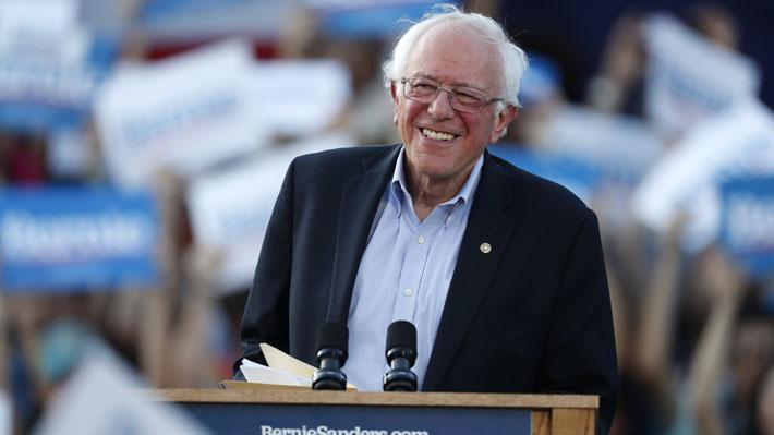 EE.UU.: El senador y precandidato presidencial demócrata Bernie Sanders sufrió un infarto