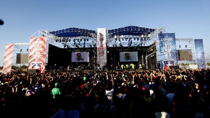 Intendencia regional no autoriza Cumbre del Rock Chileno a menos de 24 horas del evento