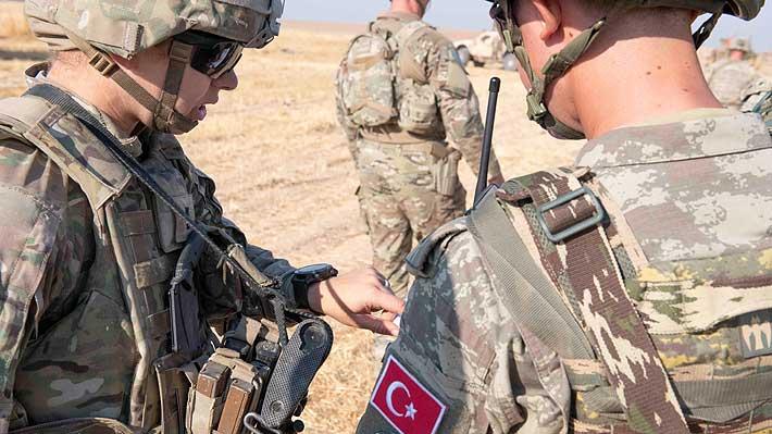 """ONU dice """"prepararse para lo peor"""" por operación turca en Siria tras retirada de EE.UU. de la frontera"""