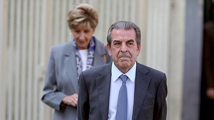 Ex Presidente Frei se querella por cinco delitos contra su hermano Francisco