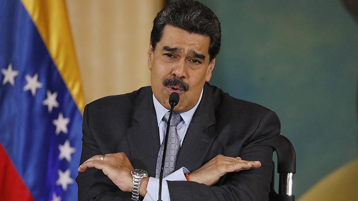 Maduro anuncia que mantendrá despliegue militar en frontera con Colombia