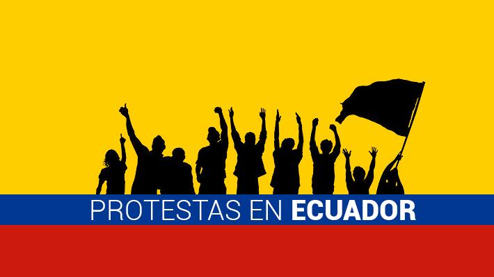 A una semana de las protestas: Claves para entender el conflicto en Ecuador y la respuesta de su gobierno