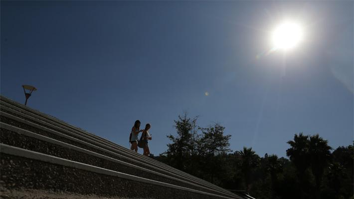 Meteorología emite alerta por evento extremo de altas temperaturas: se esperan hasta 36° C