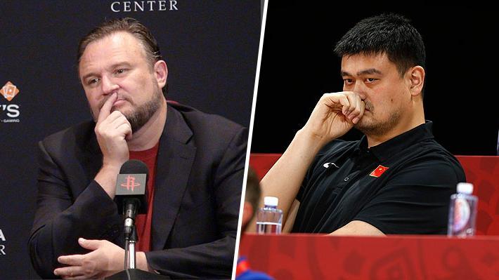 El millonario nexo entre la NBA y China que se ve amenazado tras polémico tuit del gerente de Houston Rockets