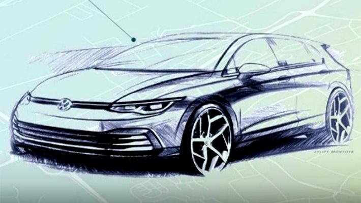 El Volkswagen Golf 2020 ya tiene fecha de lanzamiento