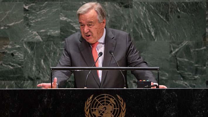 ONU advierte que no contaría con los fondos necesarios para pagar sueldos de funcionarios