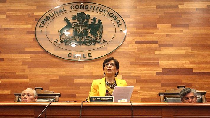 Tribunal Constitucional: No procede recurso alguno en contra de las resoluciones emanadas de este organismo