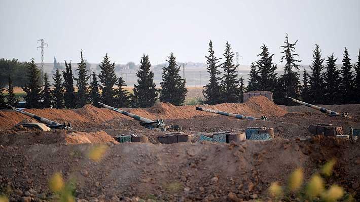 """Los kurdos de Siria instan a """"tres días de movilización general"""" para defenderse de Turquía"""