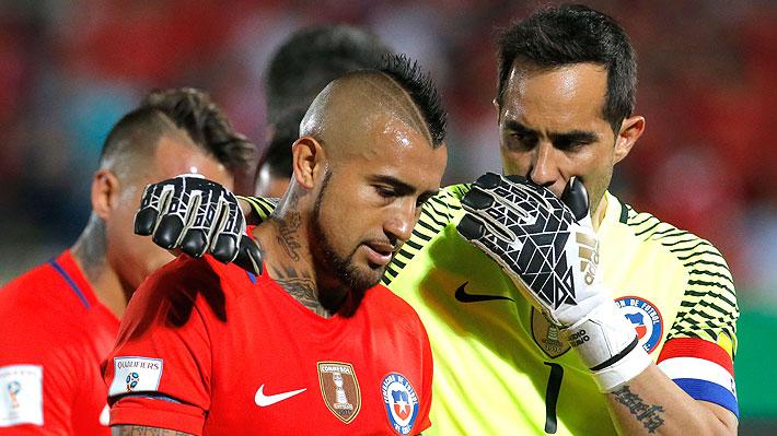 """Cómo habría sido el """"frío"""" reencuentro en la """"Roja"""" entre Vidal y Bravo tras dos años de polémicas"""
