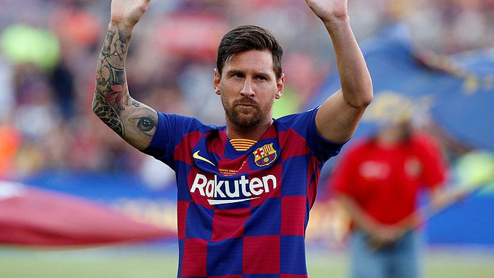 """Messi da imperdible entrevista: Quiso irse de España por sentirse """"maltratado"""", revela cuál fue su mejor gol y habla de Cristiano"""
