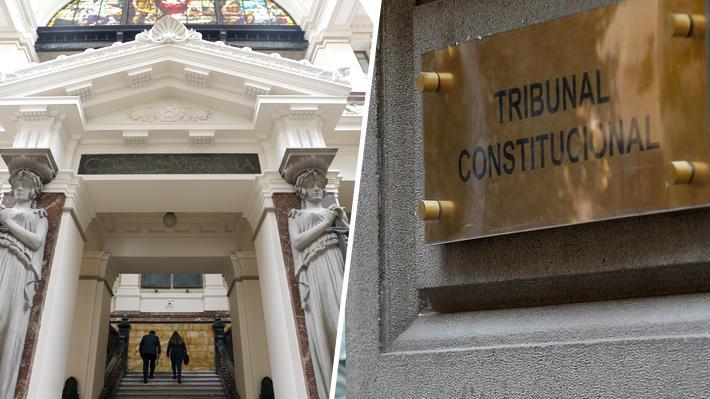 """""""Un entredicho insólito"""" y """"un razonamiento peligroso"""": Las reacciones al cruce entre el TC y la Suprema"""