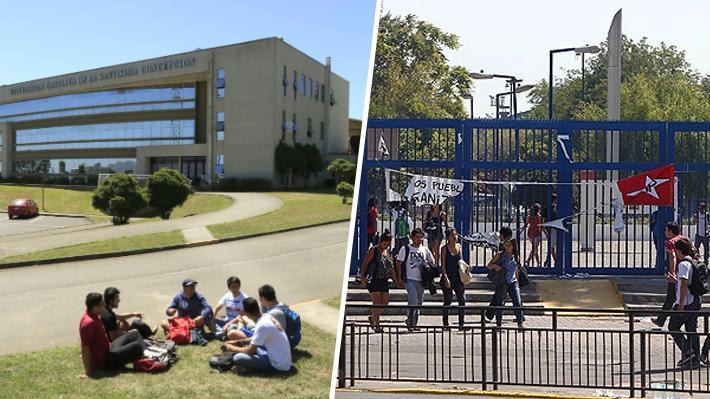 """No sólo Derecho en la U. de Chile: Las otras organizaciones universitarias que se declaran """"anti"""""""