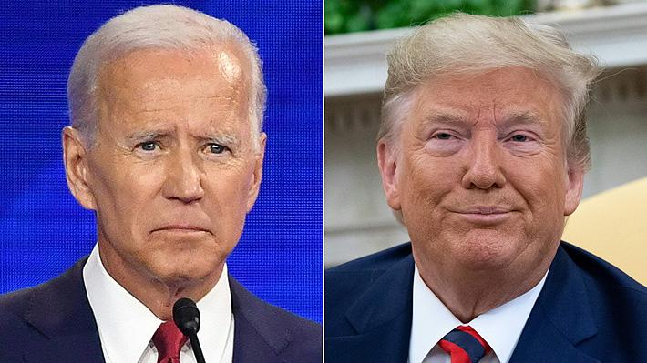 Equipo de Joe Biden critica a Facebook por no retirar un anuncio de Trump que contiene información falsa