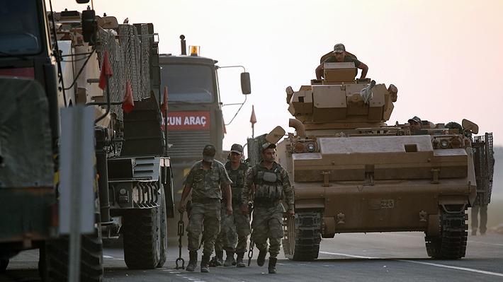 Egipto llama a reunión de emergencia a la Liga Árabe tras ofensiva de Turquía en territorio sirio