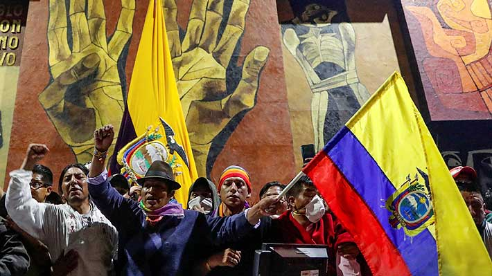 """Ecuador: Indígenas denuncian la muerte de varios manifestantes por la """"represión"""" del Gobierno"""