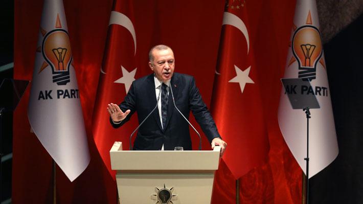 Turquía informa que sus tropas han matado a 109 milicianos kurdos en Siria y amenaza a la UE por críticas