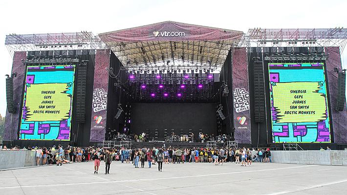 Guns N' Roses, Travis Scott, The Strokes y Lana del Rey lideran el cartel de Lollapalooza Chile 2020