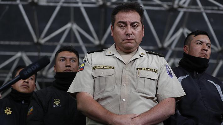 Manifestantes indígenas retienen a grupo de policías en Ecuador: Advierten que aplicarán justicia ancestral