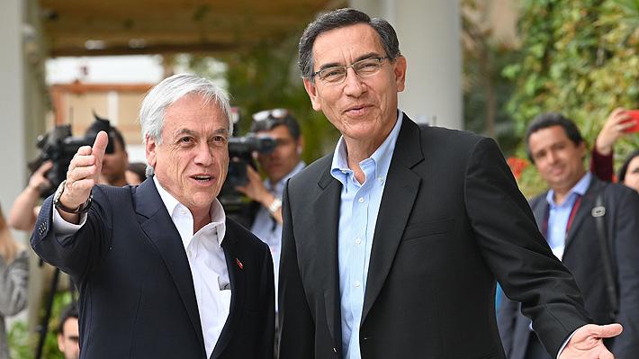 Chile y Perú suscribirán documento en respaldo a Lenín Moreno en medio de crisis en Ecuador