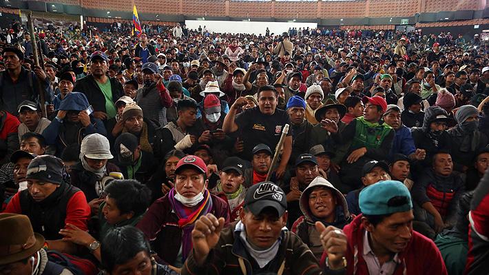 Radiografía del movimiento indígena en Ecuador: Quiénes son y qué piden en las protestas