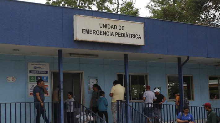 Muere lactante de 9 meses que fue impactado por una bala en La Pintana