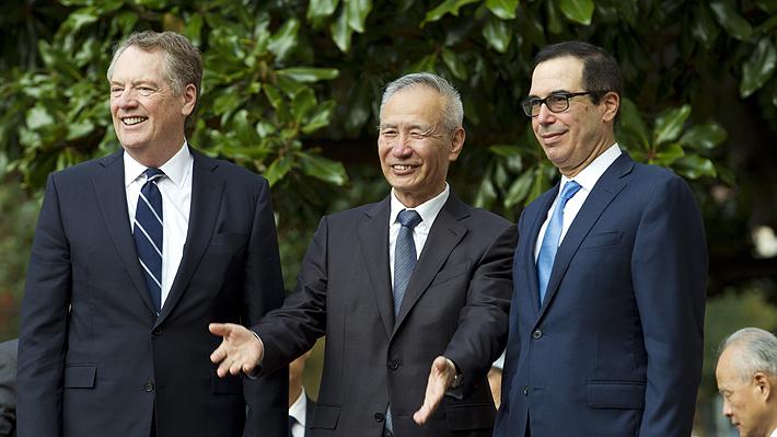 """¿Se acerca una tregua en la guerra comercial? EE.UU. destaca que negociaciones con China """"avanzan mejor de lo esperado"""""""