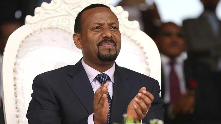 Primer ministro etíope, Abiy Ahmed Ali, gana el Premio Nobel de la Paz 2019