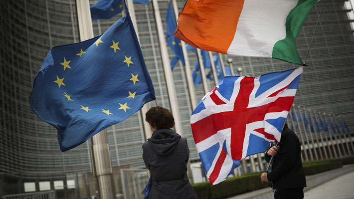 Ola de optimismo rodea las negociaciones del Brexit a tres semanas del fin del plazo