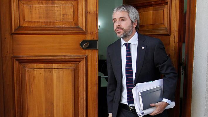 """Ministro Blumel y pugna TC y Suprema: """"Es una situación bastante delicada"""""""
