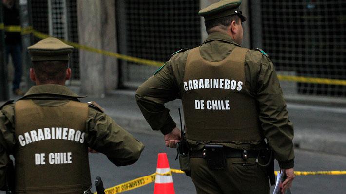 Detienen a joven que inventó el robo de su vehículo para esconder fatal accidente de tránsito en Pedro Aguirre Cerda