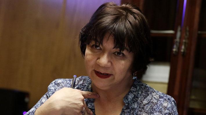 """Alcaldesa de La Pintana y muerte de bebé de 9 meses: """"Esa bala loca asesina proviene del mundo del narco"""""""